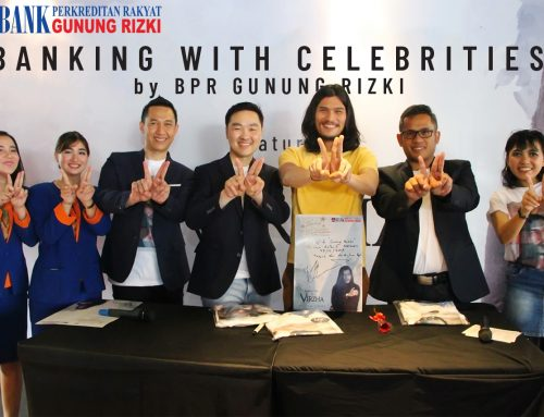 Banking With Celebrities  featuring Virzha